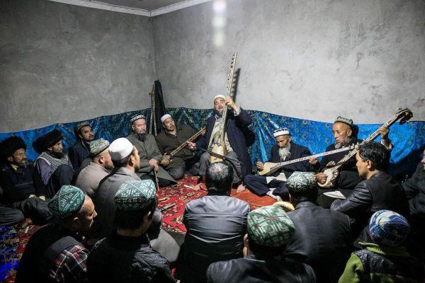 Uyghur Khotan Meshripi