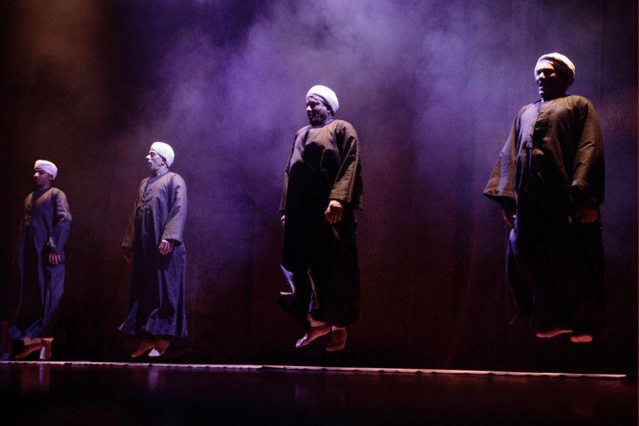 Sufi Nile © Cyril Zannettacci / Musée du quai Branly